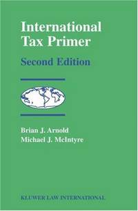 image of International Tax Primer