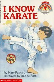 I Know Karate (Hello Reader)