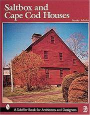SALTBOX AND CAPE COD HOUSES.