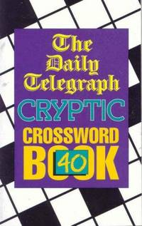 D.T. Cryptic Crossword Book 40: No.40