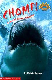 image of Chomp! A Book About Sharks (level 3) (Scholastic Reader)