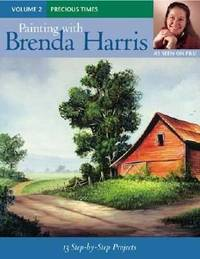 Painting with Brenda Harris, Volume 2 - Precious Times