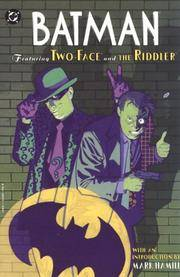 Batman: Featuring Two-Face and the Riddler by  Neil Gaiman - Paperback - Gph - 1995-08-01 - from M and N Media and Biblio.co.uk