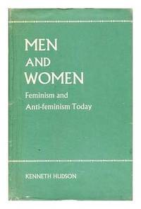 image of Men and women;: Feminism and anti-feminism today