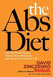 image of The Abs Diet: The Six-Week Plan to Flatten Your Stomach and Keep You Lean for Life