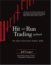 image of Hit and Run Trading: The Short-Term Stock Traders' Bible