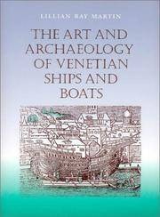 Art and Archaeology of Venetian Ships