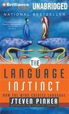 image of The Language Instinct: How the Mind Creates Language