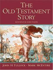 Old Testament Story, The (7th Edition)