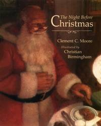 The Night Before Christmas by Clement C. Moore - Hardcover - 2001-10-01 - from Books Express and Biblio.com