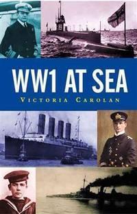 WW1 at Sea (Pocket Essential series)