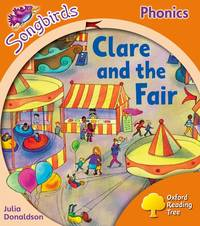 image of Oxford Reading Tree: Stage 6: Songbirds Phonics: Class Pack (36 books, 6 of each title)
