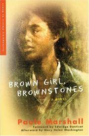 image of Brown Girl, Brownstones (Contemporary Classics by Women)
