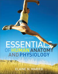 Essentials of Human Anatomy & Physiology by Elaine N. Marieb by  Elaine N Marieb - Paperback - 2011-01-06 - from GOTbooks (SKU: SKU0321695984)