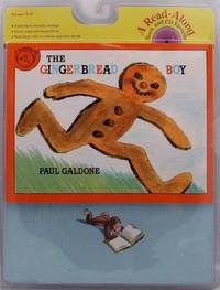 image of The Gingerbread Boy Book_CD (Read Along Book_CD)