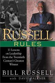 image of Russell Rules: 11 Lessons on Leadership from the Twentieth Century's Greatest Winner