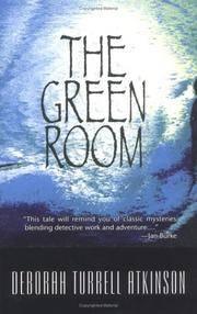 Green Room, The (Storm Kayama Mysteries)