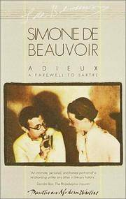 image of Adieux: A Farewell to Sartre