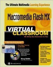 Macromedia Flash(R) MX Virtual Classroom