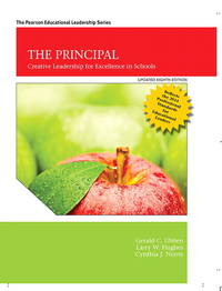 The Principal: Creative Leadership for Excellence, Updated 8th Edition (8th Edition) (Pearson...