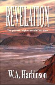 image of Revelation: The epic novel about Israel and its magical future