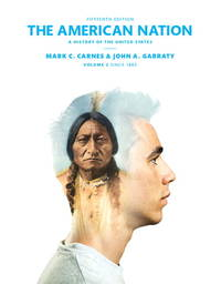 The American Nation: A History of the United States Volume 2 (15th Edition)
