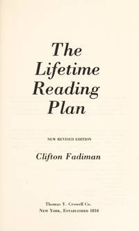 image of The lifetime reading plan