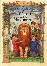 image of The Lion, the Witch and the Wardrobe: A Graphic Novel