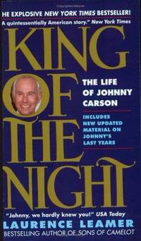 image of King of the Night: The Life of Johnny Carson