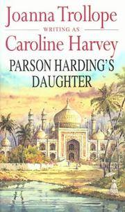 PARSON HARDING'S DAUGHTER