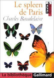 Le Spleen De Paris - 3 Cd
