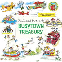 R SCARRY BUSYTOWN TREASURY
