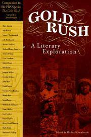 Gold Rush, a Literary Exploration
