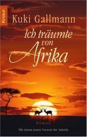 Ich TrUmte Von Afrika