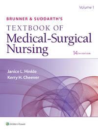 Brunner & Suddarth's Textbook of Medical-Surgical Nursing (Brunner and Suddarth's Textbook of...