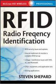 RFID: Radio Frequency Identification (McGraw-Hill Networking Professional) by  Steven Shepard - Hardcover - from Book Outlet and Biblio.co.uk