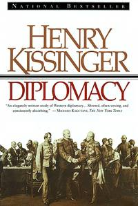 Diplomacy by Henry Kissinger - Paperback - Reprint - 1994 - from thelondonbookworm.com (SKU: 095126)