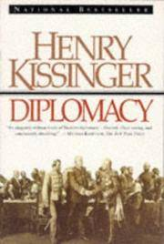 image of Diplomacy (A Touchstone Book)