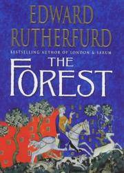 The Forest by Edward Rutherfurd - Hardcover - from allianz and Biblio.com