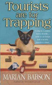 image of TOURISTS ARE FOR TRAPPING