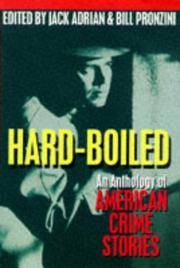 Hard-Boiled an Anthology of Crime Stories