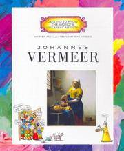 Johannes Vermeer (Getting to Know the World's Greatest Artists: Previous Editions)