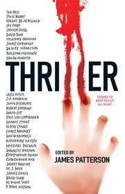 image of Thriller: Stories To Keep You Up All Night