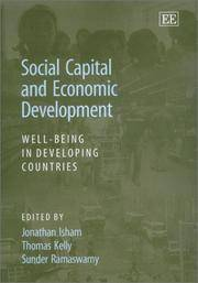 Social Capital and Economic Development: Well-Being in Developing Countries