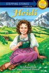 image of Heidi (A Stepping Stone Book(TM))