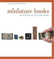 image of Miniature Books :   4,000 Years of Tiny Treasures