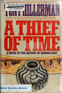 image of A Thief of Time (G.k. Hall Large Print Book Series)