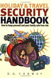 Holiday & Travel Security Handbook