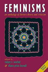 image of Feminisms: An Anthology of Literary Theory and Criticism