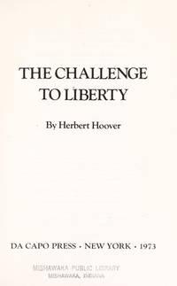 The Challenge To Liberty